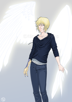 I'm not an Angel by NineInjections