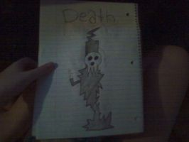 Lord Death by kerbubbles