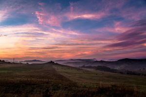 Dawn in Mures - 2 by Reiep