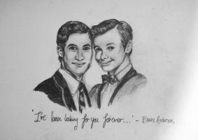 Looking for you Forever-Klaine by stuk-in-reality