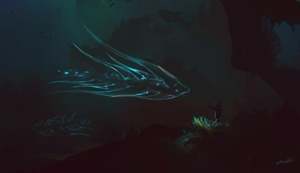 Underwater Concept2 by odical