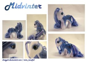Midvinter collage by Shaiyeh