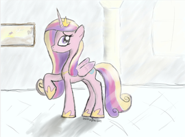Such a Lovely Pony by mmajee