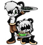 AT: Panda's by monkeycrazyness