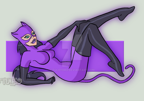 Catwoman 32 by TULIO19mx