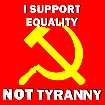 Equality Not Tyranny by thefieldsofice