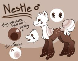 Nestle PaumPaum Ref by Gelidwolf