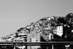 Vidigal's Favela by pedrokrum
