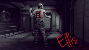 Ellis - Left 4 Dead 2 by JhonyHebert