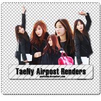 TaeNy Airpost Renders by ParkSumi