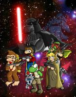Episode V Koopire Strikes Back by ChetRippo