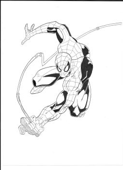 Spider-man by NatBam