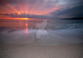 Sennen Sunset - Cornwall by DL-Photography