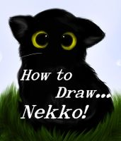 How to Draw...Neko! by Scootie-chan