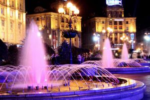 Fountains by GloaH