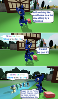 Ask True Blue tumblr 40 by Out-Buck-Pony