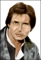 Han Solo by Such-A-Dreamer