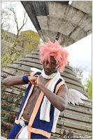 Fairy Tail: Natsu by CosplayerWithCamera