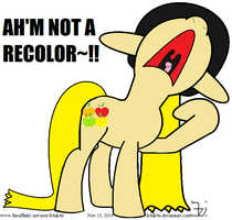 Applestack _ Ah'm Not A Recolor by K4nK4n