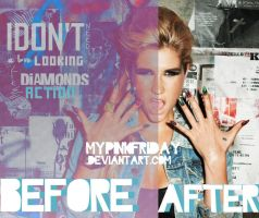 I dont need a love looking like diamonds action by MyPinkFriday