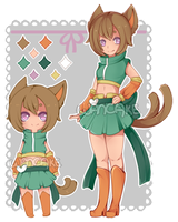 Collab Auction Adopt [CLOSED] by WanNyan