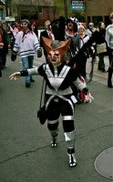 Mah Zombie Strut by Red-Ribbon-Cosplay