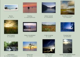 Feb Submissions 22nd - by Scapes-club
