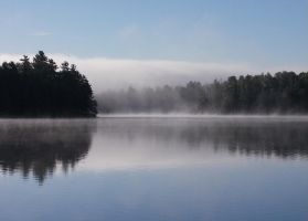 Morning Mist by Capitaine-Jaf