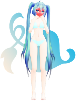 . : Download : . Tda Miku Base by NightLightStar01