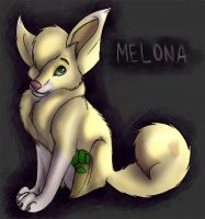 Melona again by L1nWerewolfess