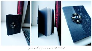 handmade book 64 by darkest-red