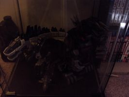 Zoids collection as of 9/27/2012 part 5 by spartan049820