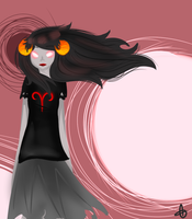 Aradia by Ask-SebastianAndMika