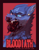 BADGE FOR Bloodiath by LiLaiRa