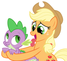 I must lick you! by Magister39