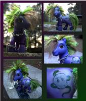 custom MLP Leopold by o-shea