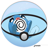#060 Poliwag by MandyWolf