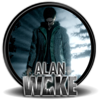 Alan Wake - Icon by Blagoicons
