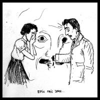 Roman Holiday Epic Fail by elicenia