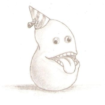 Party Pear by Korialko