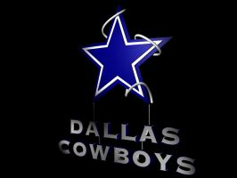 Dallas Cowboys by bonebrane