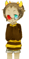 Sollux: be adorable by Costly
