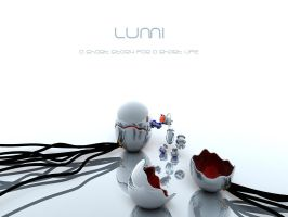 Lumi the Birth by SWETQ