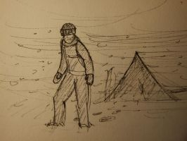 Doodle-A-Delay - Antarctica by tommy-tommerson