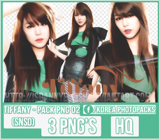 Tiffany (SNSD) - PACK PNG#02 by JeffvinyTwilight