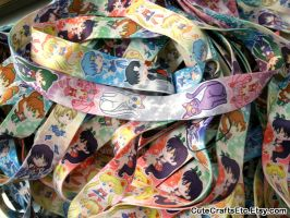 Sailor Moon Lanyard by MyFebronia