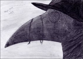 Aequat Omnes Cinis - Plague Doctor - 2/2 by LedVampire