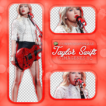 #TaylorSwiftPackPng01 by YouBeMyNightingale