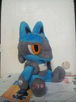 IT CAME ,W, by AuraMaster-Lucario
