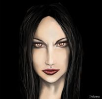 Lilith face by palomi